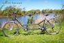 Fahrrad Konzept Sylt - Hier leihen Sie Ihr Tandem im Urlaub.