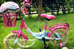 Ihr Kinderrad auf Sylt.