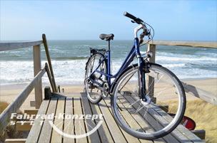 Ihr Trekkingrad auf Sylt.